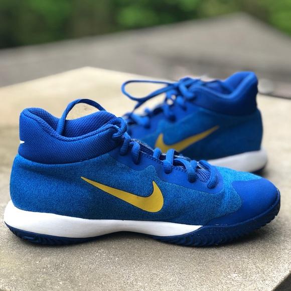 Nike KD Shoes | Boys Basketball Sneakers Size 1y | Poshmark